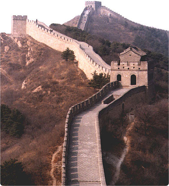 The Great Wall of China Information of the world