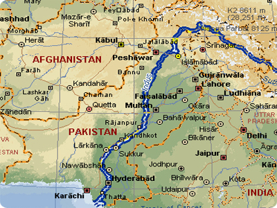 Indus River: Longest River of Pakistan