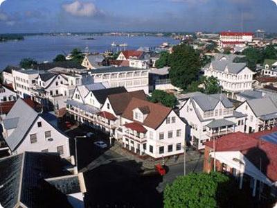 capitale du surinam - Image