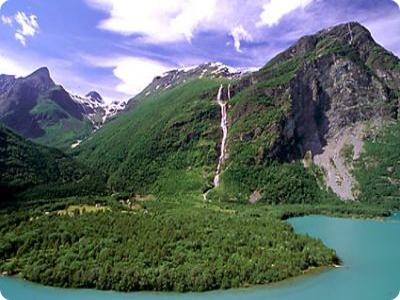 ramnefjellsfossen-waterfall