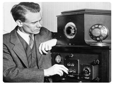 Who invented the Television? Information of the world