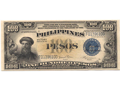 Which is the currency of Philippines? Information of the world