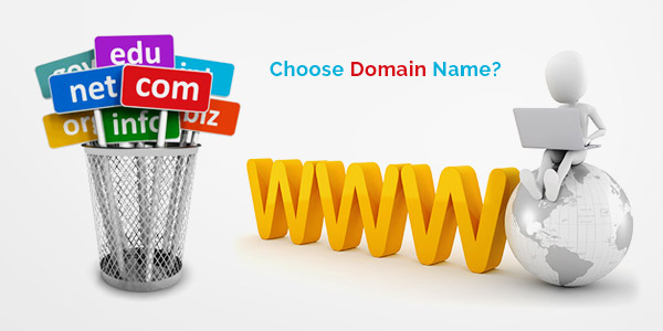 Choosing The Domain Name