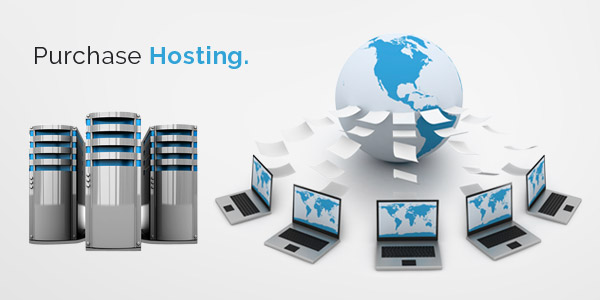 Purchase Hosting