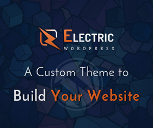 Electric Premium Wordpress Themes